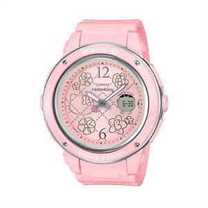 CASIO BGA-150KT-4BJR BABY-G x Hello Kitty model Women's wrist from japan NEW