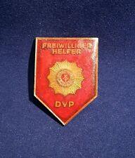 Freiwilliger Helfer DVP Volkspolizei Abzeichen DDR Medallie Orden
