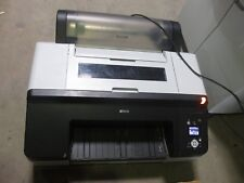 Epson Stylus Pro 4900 K181A Wide/Large Format Inkjet Color Printer USED
