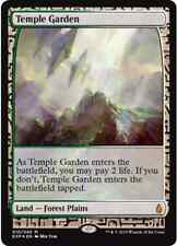 Jardin du Temple PREMIUM / FOIL - Temple Garden - Zendikar Expeditions Magic Mtg