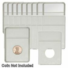 BCW - Display Slab with Foam Insert-Combo, Penny White, 10 pack