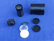 Vintage Bell & Howell Trionar & KOEI  Lenses (2)