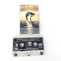 Free Willy Original Motion Picture Soundtrack Cassette FEATURING Micheal Jackson