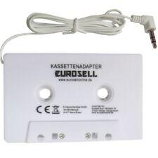 Eurosell Adapter Kassette KFZ Adapterkassette Kasette Auto Radio 3 5mm Klinke