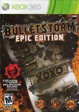 Bulletstorm jeu XBox 360