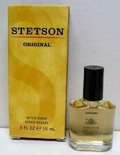 STETSON ORIGINAL-AFTER SHAVE-COTY-SZ-15ML-MADE IN USA-VINTAGE
