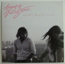 ANGUS & JULIA STONE : HEART BEATS SLOW (RADIO EDIT) ♦ CD SINGLE PROMO ♦