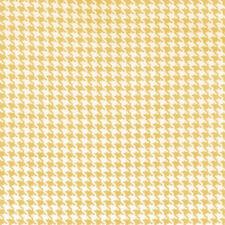 Michael Miller Tiny Houndstooth Jaune 100% Coton FQ Fat Quarter CX4835-Mango