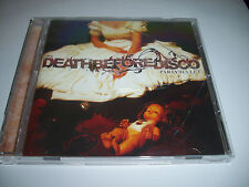Death Before Disco Party Bullet CD Punk Metal From Belgium Import