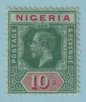 NIGERIA 17  MINT HINGED OG * NO FAULTS EXTRA FINE !