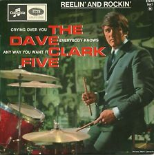 EP FRENCH BIEM  THE DAVE CLARK FIVE   1965