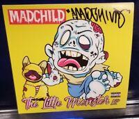 Madchild - The Little Monster EP CD swollen members tom mcdonald battle axe bxr