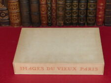 A. SALMON 12 POINTES-SECHES COULEURS + Suite I/C Ch. SAMSON IMAGES VIEUX PARIS