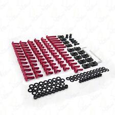 Spike Fairing windscreen Bolts kits For Suzuki GSXR600 750 1000 Hayabusa red