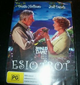 Esio Trot Ronald Dahl's (Dustin Hoffman Judi Dench) (Australia Region 4) DVD NEW