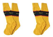 2 Pairs New Nike Arsenal Football Socks Childs Boys Girls Xs Uk 9-11.5 Eur 27-30