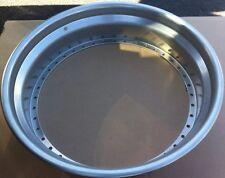 "18""x 4.5""Outer Step Lip Raw fits all 3pc Wheel Hre,Asanti,vellano,gfg. Us Spec"