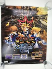YUGIOH CARDS GAMEBOY ADVANCED TOURNAMENT PROMO POSTER DISPLAY SIGN