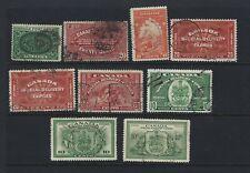 Canada 1898 - 1946 Special Delivery #E1/E11 (10) Used F, F/VF, VF $76.50