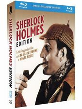 Sherlock Holmes Edition -Blu-ray- Special Collector's Edition - Basil Rathbone
