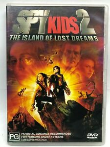 Spy Kids 2 - Island of the Lost Dreams - DVD - AusPost with Tracking