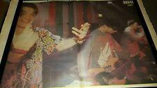 Emf Rare Original U.K. Promo Poster Framed!