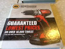 Northern tool and equipment catalog manual #2201