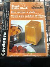 Oneida Steak Knife Block