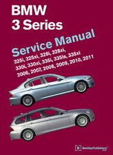Bmw 3 Series 2006-2011 325 328 330 335 Service Repair Manual book