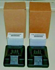 Lot 2 Nib New Motorola 2 Way Radio Charger Htn9702a Base Amp Power Supply
