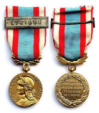Médaille Commémorative des Opérations Sécurité et Maintien de l'Ordre. Afrique