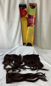 "Sensationnel Goddess 100% Remi Human Hair WVG 14"" Color 2 Dark Brown"