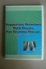 - MEDICAL [DVD + CD] SUPPORTING STRUCTURE WITH SUGARS (AS NEW)