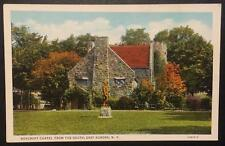Roycroft Chapel from the South, East Aurora, N.Y. TC&Co 53635-C