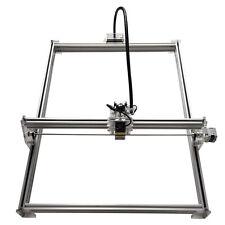 10W USB CNC Laser Engraver Metal Marking Machine Wood Cutter 50cm*65cm DIY Kit