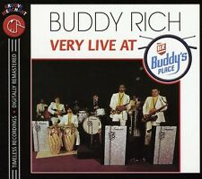 Buddy Rich - Very Live Ar Buddy's Place [New CD] Canada - Import