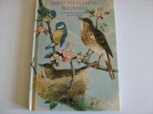 Bird Watching Journal (A twitcher's keepsake record book) Book The Cheap Fast