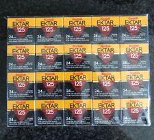 20x Kodak EKTAR 125 24 exp 35mm expired film fuji Lomo Agfa 3m scotch