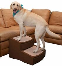 New listing Pet Gear Easy Step Ii Extra Wide Pet Stairs, 2-Step/for Cats and Dogs