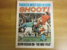 March 17th 1973, SHOOT, Mike Bernard, Bob Latchford, John Jackson, Tony Book.