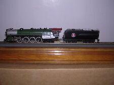 "BRASS PFM TENSHODO CROWN  G.N. 4-8-4 Steam Loco #2577 Ptd. ""H.O.Gauge"""