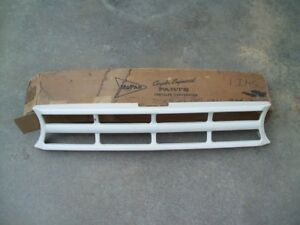 NOS MoPar 1959 59 Dodge Truck upper radiator GRILLE Made in USA! 1780908