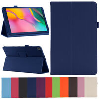 For Samsung Galaxy Tab A 9.7 10.1 10.5 Tablet Magnetic Leather Smart Soft Cover