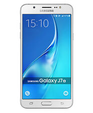 Samsung Galaxy J7 J710M Unlocked GSM 4G LTE Octa-Core 13MP Camera Phone - White