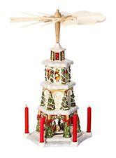 Christmas Toys Mémoire Pyramide Noël 41 cm porcelaine Villeroy & Boch