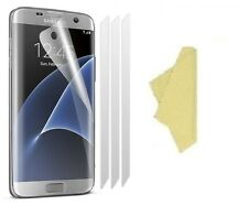 3x Samsung Galaxy S7 [Full Coverage] [TPU] Screen LCD Protector Guard Covers