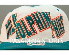 "MIAMI DOLPHINS VINTAGE 1990's ""STARTER"" SNAPBACK CAP NWT, moore suh"