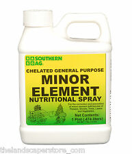 Chelated General Purpose Minor Element Spray 16 oz. Pint