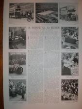 New Repair Depot Chiswick London Gen Omnibus Co 1922