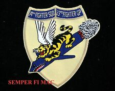 74th FIGHTER SQUADRON COLLECTOR PATCH 23rd FIGHTER GROUP US AIR FORCE MOODY AFB